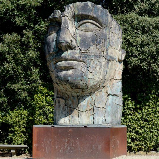 Florence Biblo Statue Modern Art