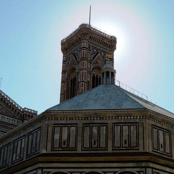 Florence Baptistry and Campanile