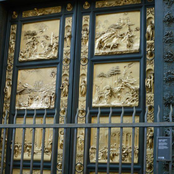 Florence Baptistry East Doors