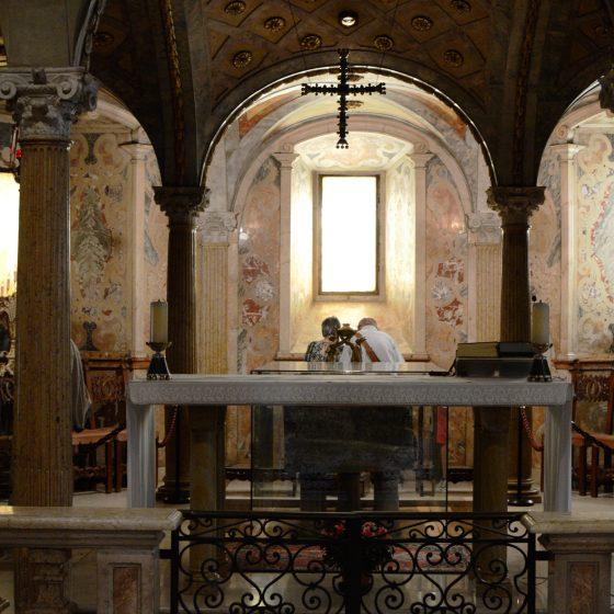 Modena Duomo Chapel