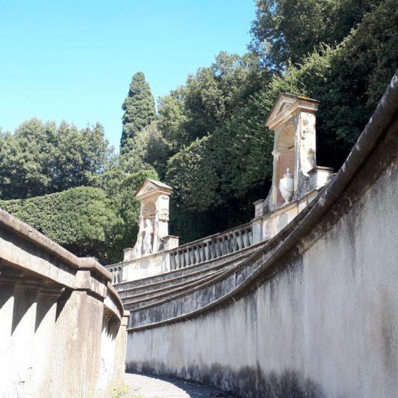 Boboli Gardens Amphitheatre in Florence