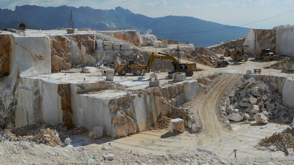 Carrara Marble Tour Tuscany Italy