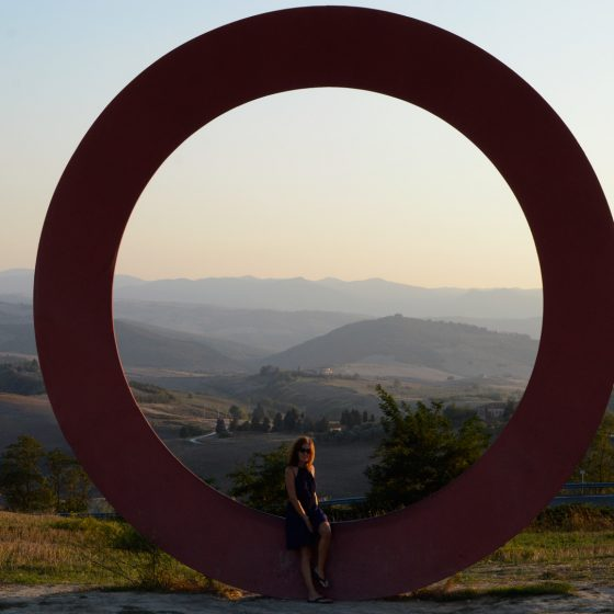 Tuscany Marcella In an O