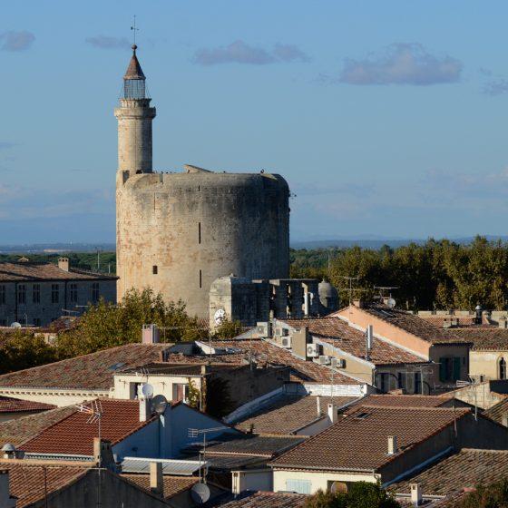 Aigues-Mortes - La Tour de Constance - Constance Tower