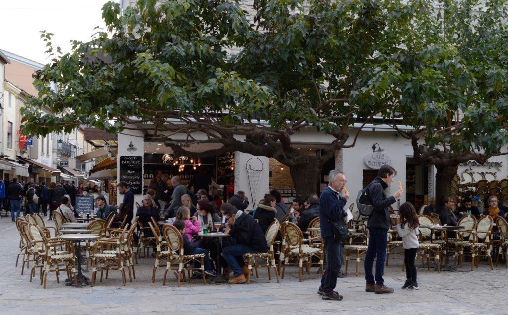 Aigues-Mortes - Cafe, Restaurant and Icecream parlour