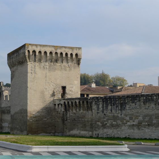 Avignon - City Wall