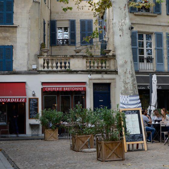 Avignon - La Flourdiliz Creperie Bretonne