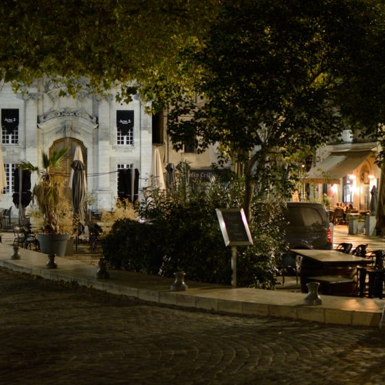 Avignon - At night
