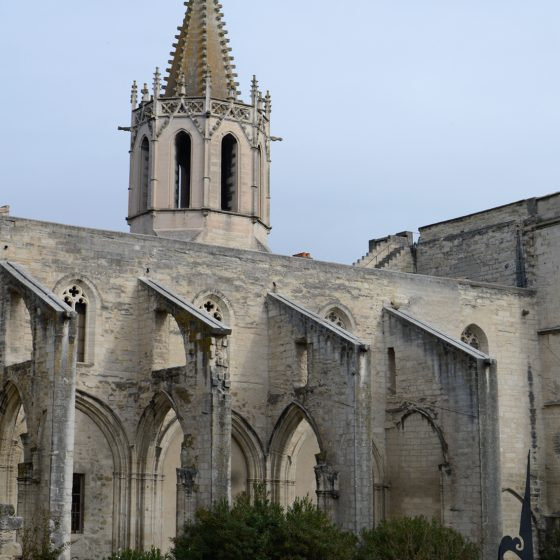 Avignon -Temple Saint-Martial