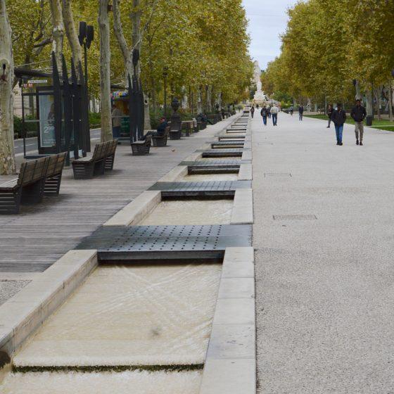 Nimes - Avenue Feucheres