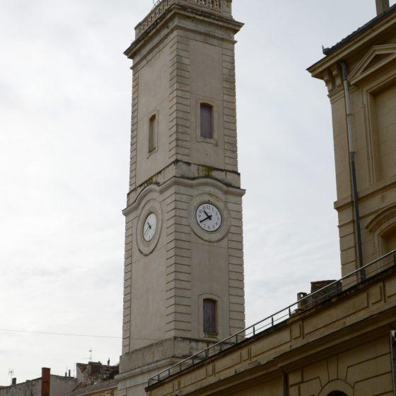 Nimes - Clock Tower