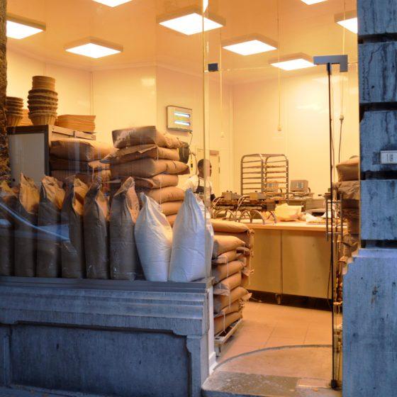 Liege Market waffle Kitchen