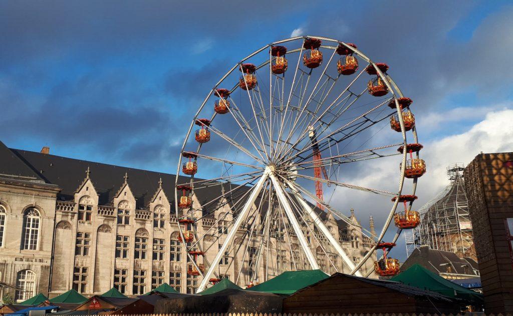 Liege Christmas Market - Ferris Wheel