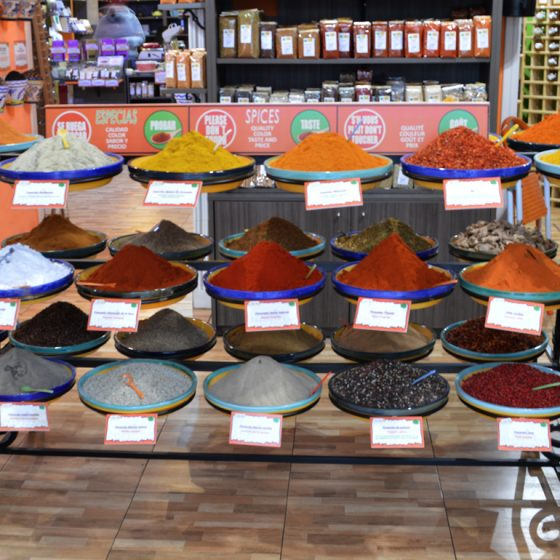 Cordoba Shopping Spices
