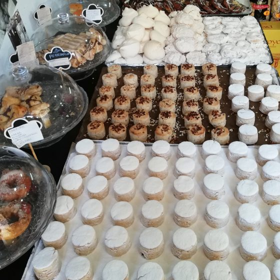 Ronda - Delicious looking Almond Cakes