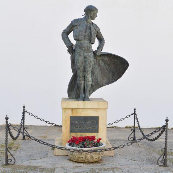 Ronda - Bronze of a Matador