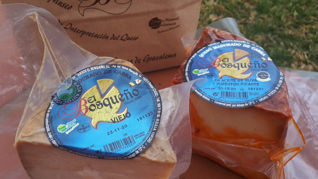 Cheese lovers day in El Bosque
