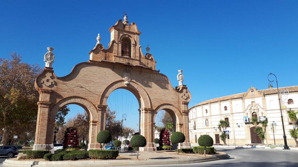 Estepa Gate, Antequera