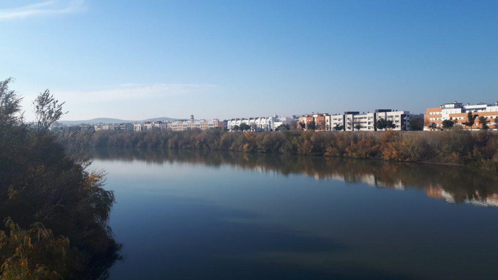 Views along the Guadalquivir River