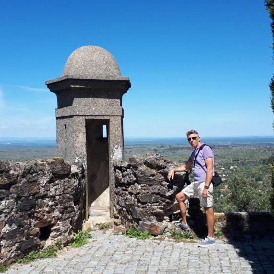 Castelo de Vide watchtower