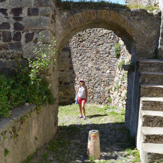 Castelo de Vide - Marcella Porta da Vila, Castelo