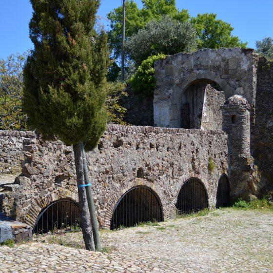 Castelo de Vide - Porta Forte San Roque