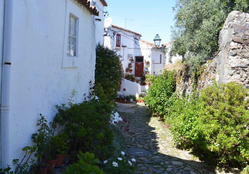 Castelo de Vide - Narrow streets
