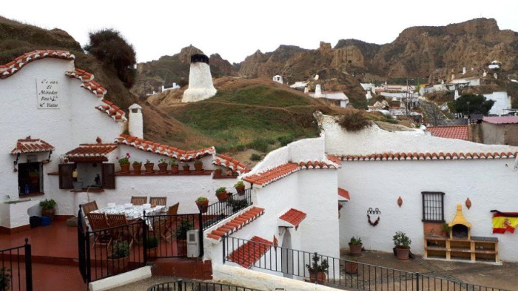 Guadix - Troglodyte house