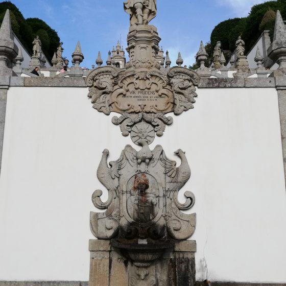 Braga - Bom Jesus do Monte - Font