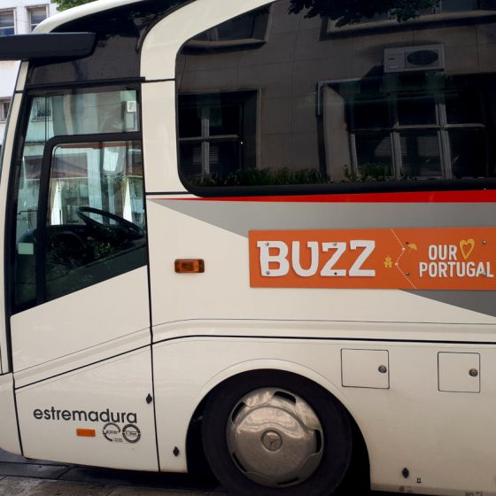 Coimbra - Buzz finds he's popular
