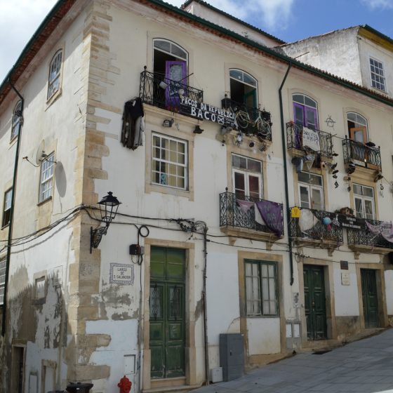 Coimbra University - Typical republica - Student house