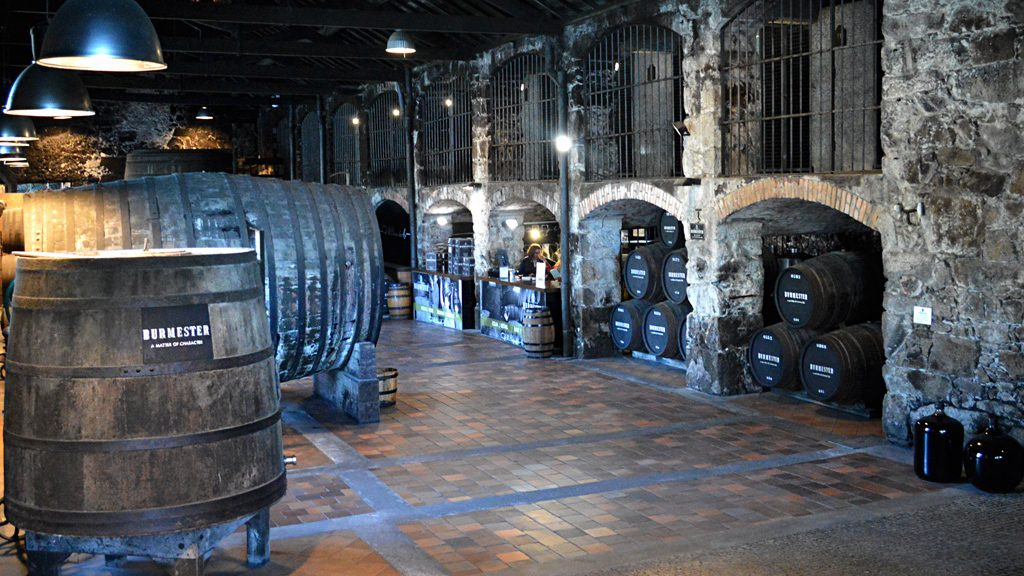 Porto - Burmester port wine cellars