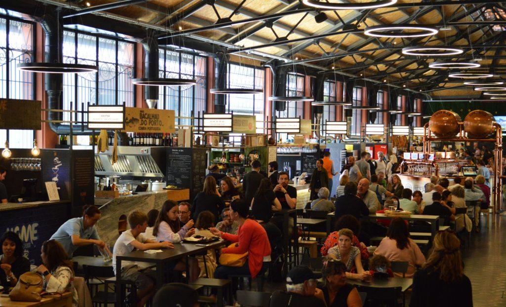 Vila de Gaia Beira-Rio Municipal Market
