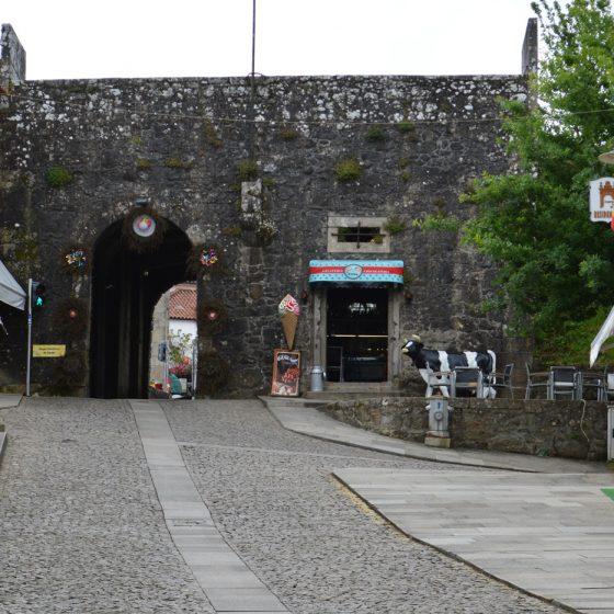 Valenca do Minho - Porte to smaller centre