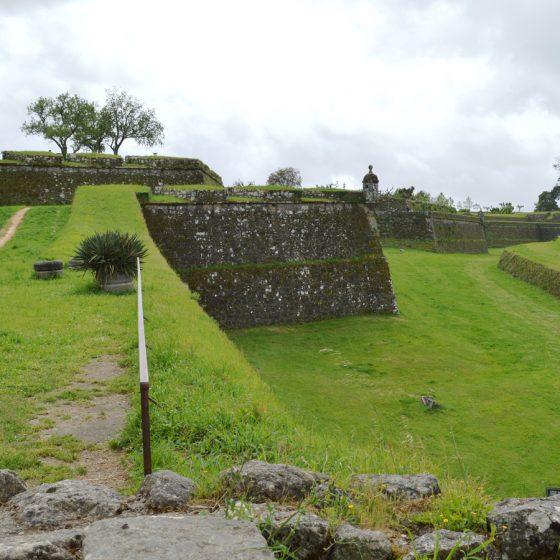 Valenca do Minho - Fortress wall