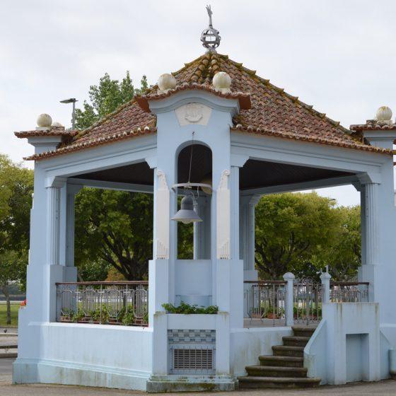 Viana do Castelo - Jardim Marginal Bandstand