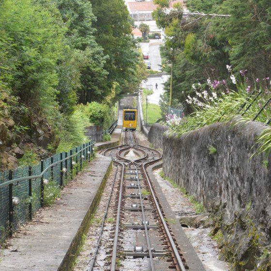 Viana do Castelo - Monte de Santa Luzia funicular