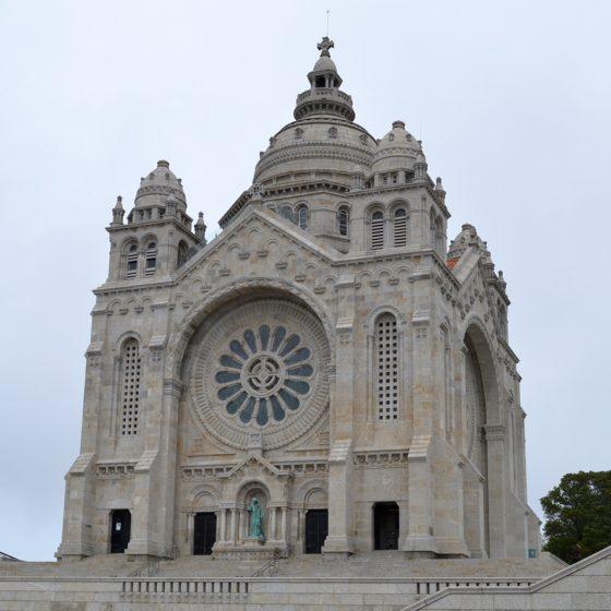 Viana do Castelo - Monte de Santa Luzia