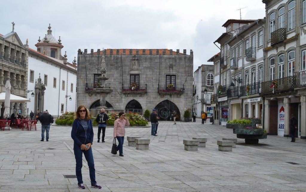 Viana do Castelo - main square