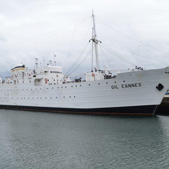 Viana do Castelo - Hospital ship museum - Gil Eannes