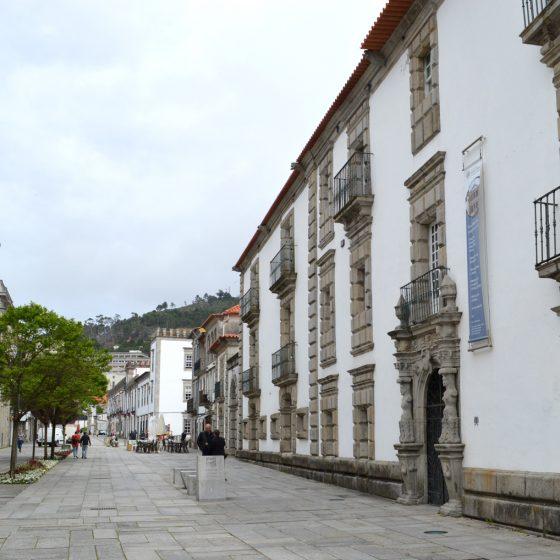 Viana do Castelo - Street scene