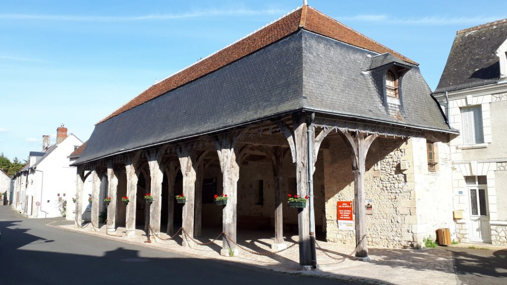 The former old Montresor market hall