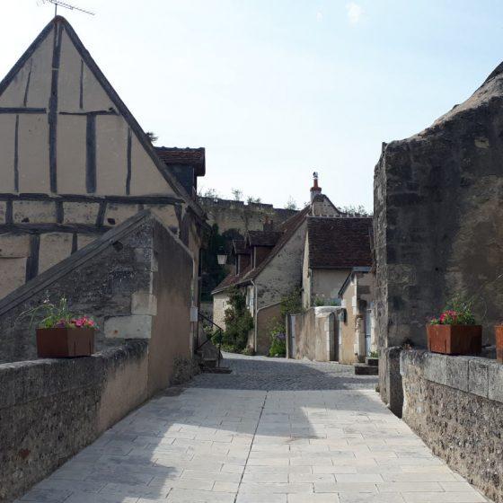 The heart of Montresor village