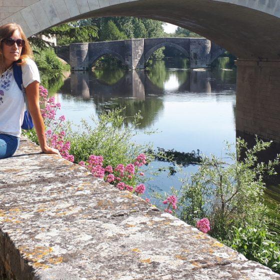 The relaxing Gartempe river