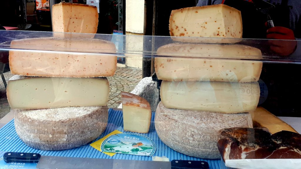 The world's most expensive cheese?
