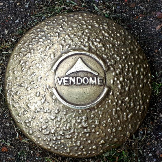 Trails to follow throughout Vendome town