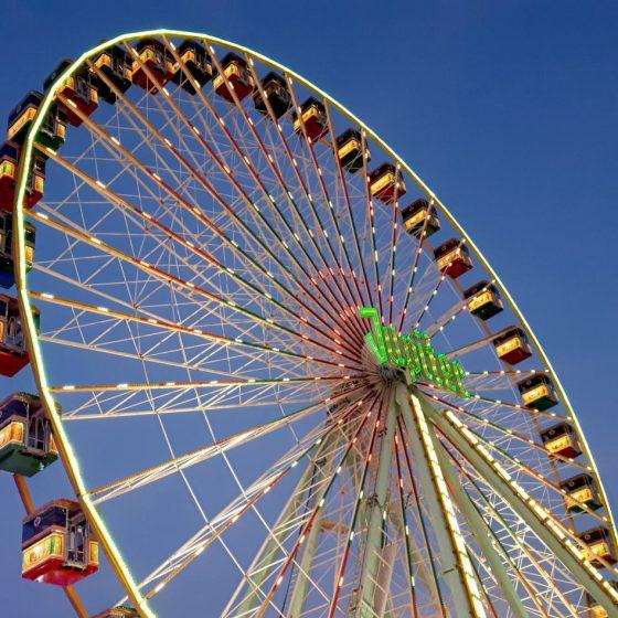 A wheely big wheel