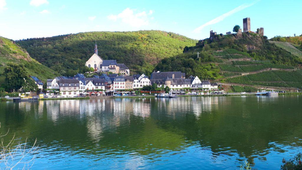 Beautiful Beilstein and its idyllic Mosel riverside setting