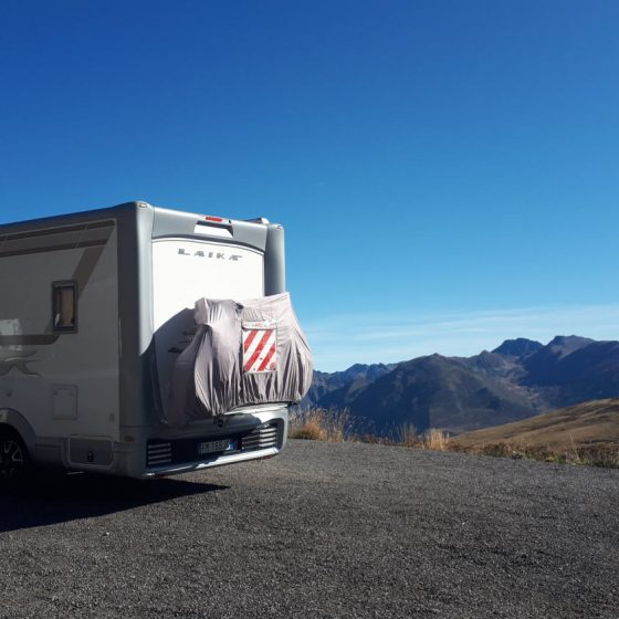 Andorra - Buzz Laika Parked