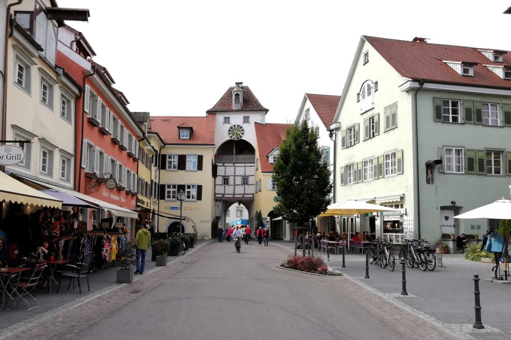 Meersburg lower town gate